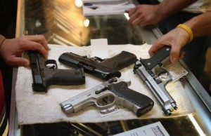 Gun Appreciation Day Draws Out Gun Enthusiasts